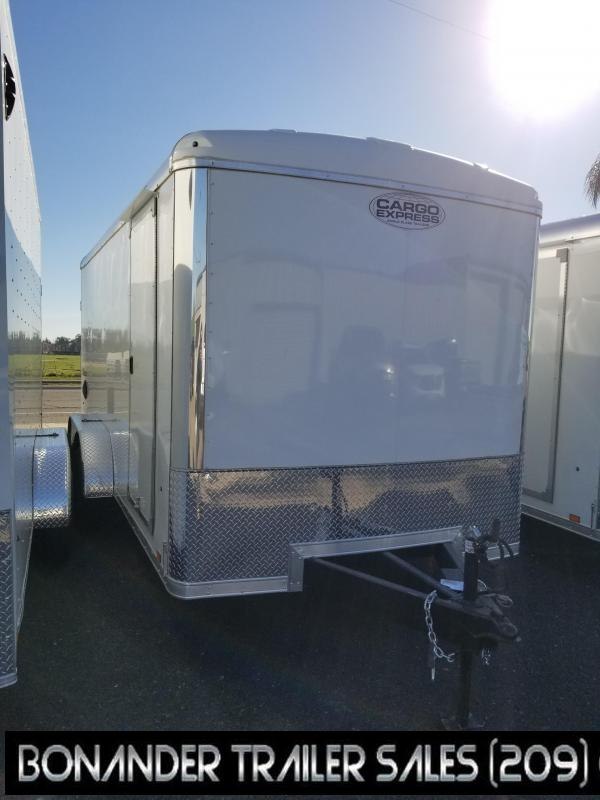 2022 Cargo Express Enclosed Cargo Trailer