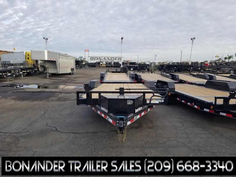2022 PJ Trailers CC Car / Racing Trailer