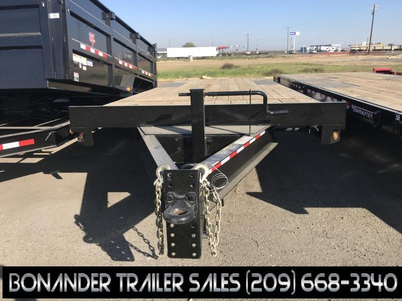 2020 Towmaster T16T Equipment Trailer