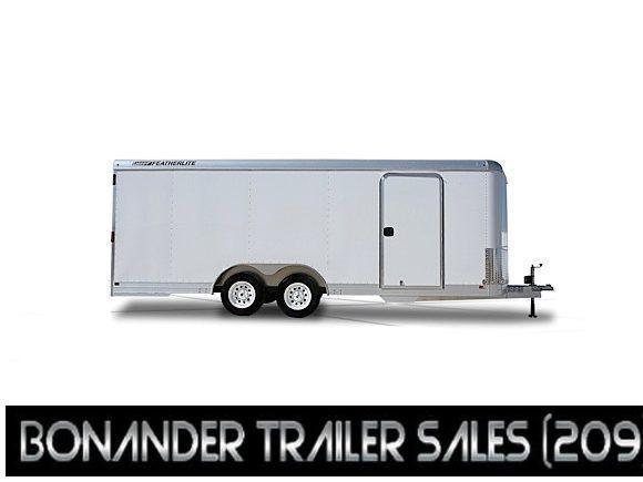2021 Featherlite 4926 Enclosed Cargo Trailer