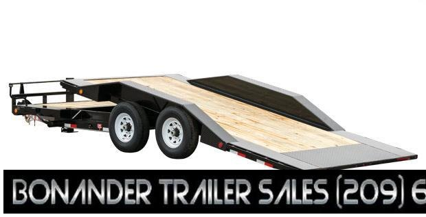 "2021 PJ Trailers 6"" Channel Super-Wide Tilt (TS) Equipment Trailer"