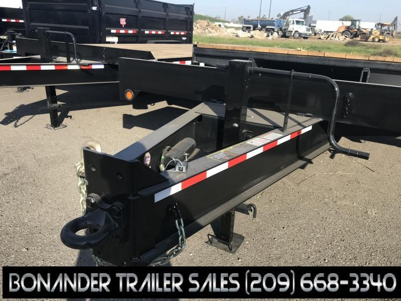 2020 Towmaster 20' Equipment Trailer