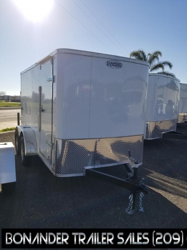 2022 Cargo Express Enclosed Cargo Trailer