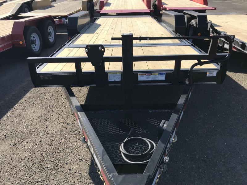 2019 PJ Trailers 20X6 CHANNEL EQUIPMENT TILT
