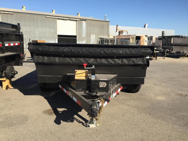 Medium Duty Dump TRAILER D2102 (5572PJ)
