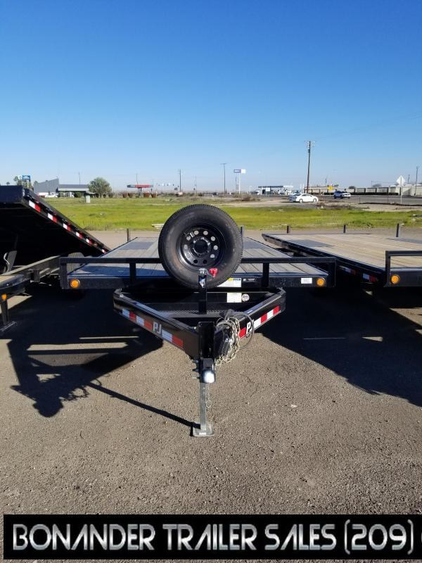 2019 PJ Trailers L6 Equipment Trailer