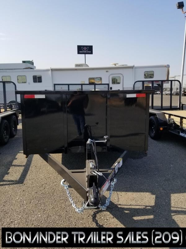 2022 Iron Panther UT137 Utility Trailer