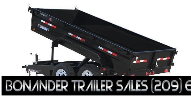 2021 PJ Trailers 72 i Tandem Axle Dump (D3) Dump Trailer