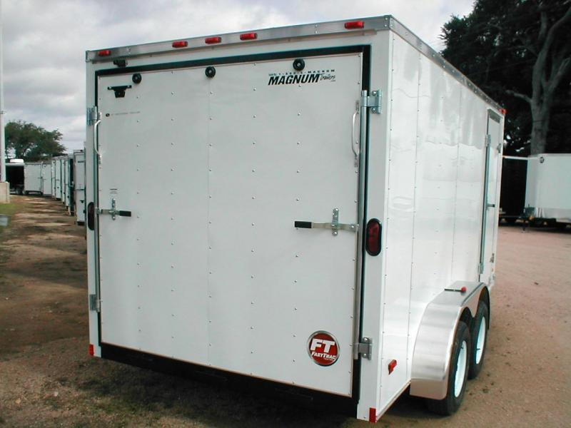 Wells Cargo FT7142 Enclosed Cargo Trailer