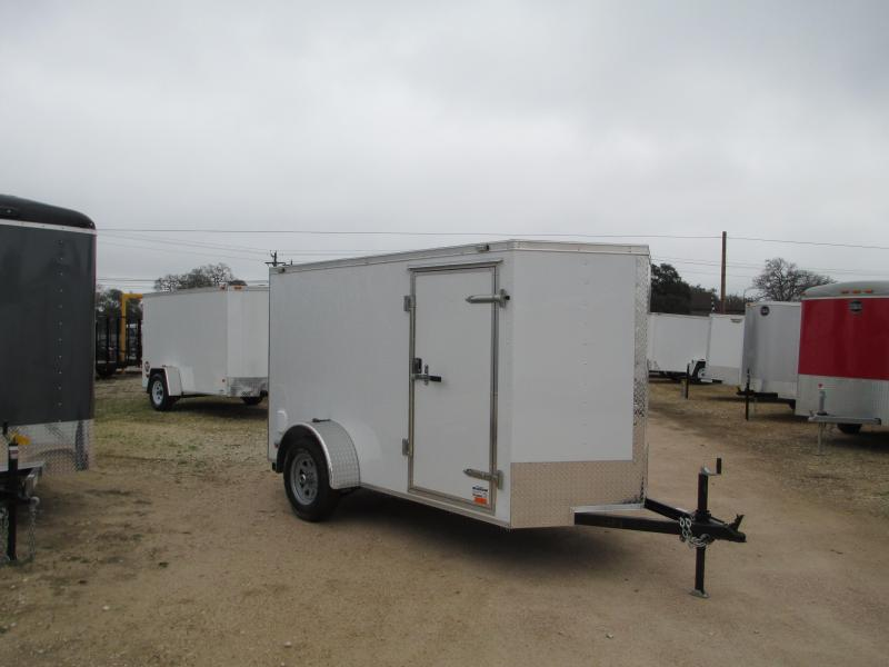 Continental Cargo VHW510SA-R Enclosed Trailer