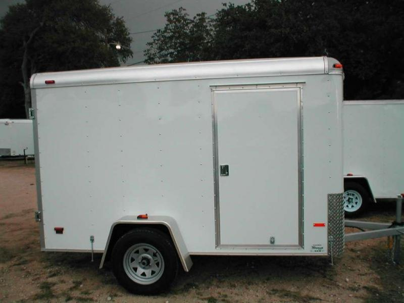 Wells Cargo RF610S2 Enclosed Trailer