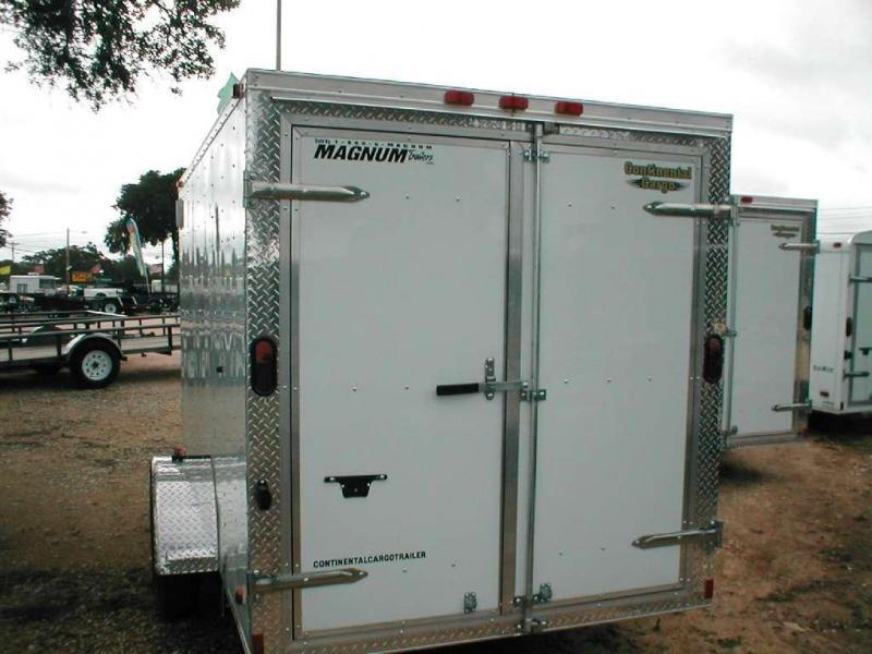 Continental Cargo VHW612SA Cargo / Enclosed Trailer