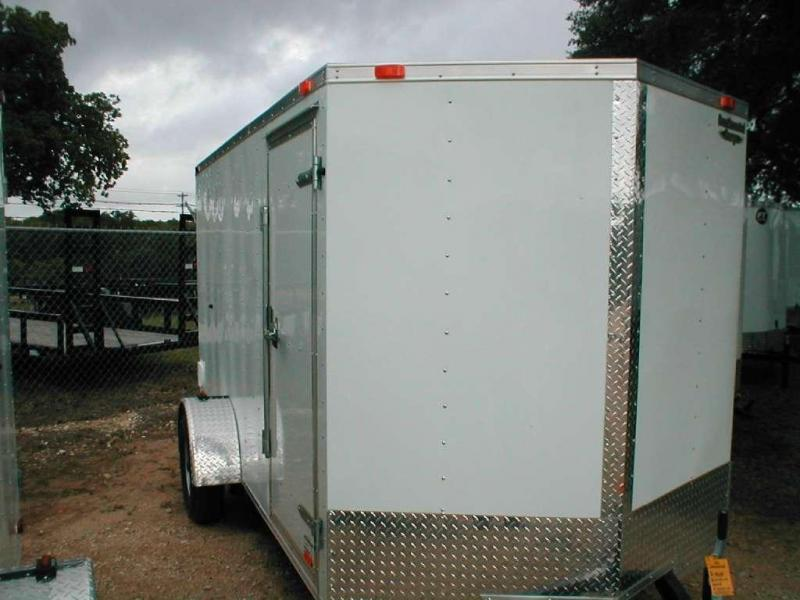 Continental Cargo VHW612SA Enclosed Trailer