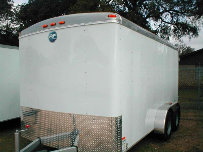 Wells Cargo RF714T2-R Enclosed Trailer