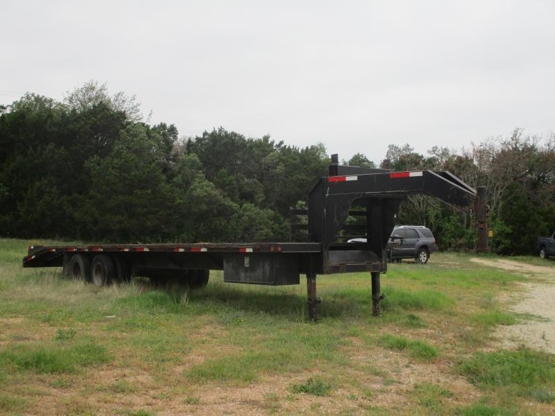 2011 Other 27+5 Flatbed Trailer