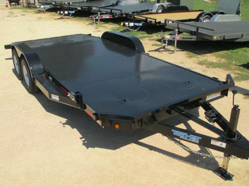 Top Hat Trailers 18ASCH Car Trailer