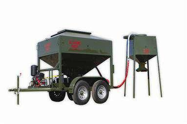 All Season 3-1/2 Ton Feed Wagon - Hunting Other Trailer
