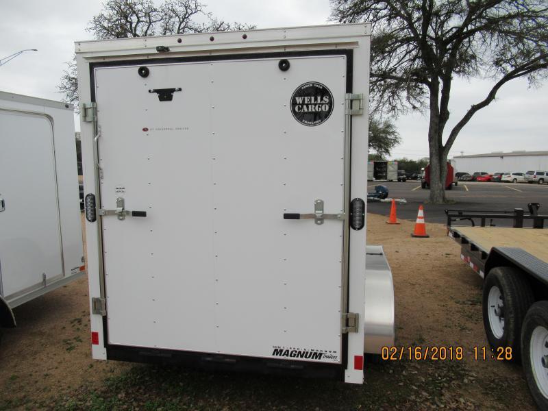 Wells Cargo FT612T2 Cargo / Enclosed Trailer