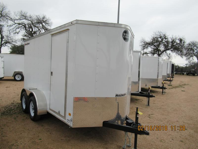 Wells Cargo FT612T2 Cargo / Enclosed Trailer