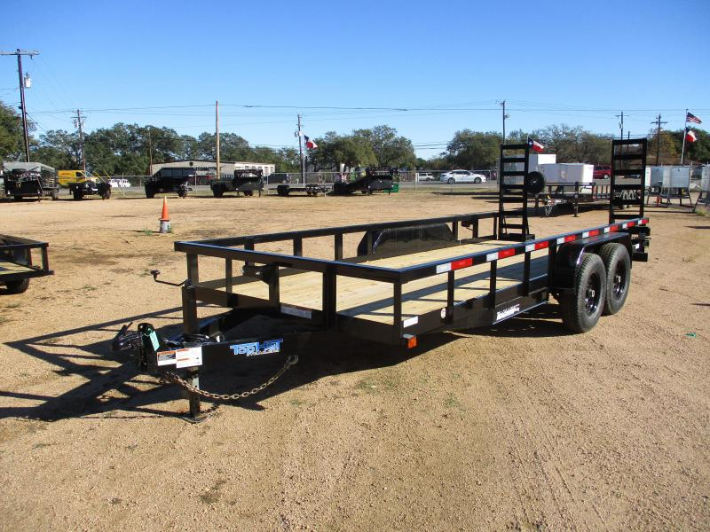 2021 Top Hat Trailers HT Utility Trailer
