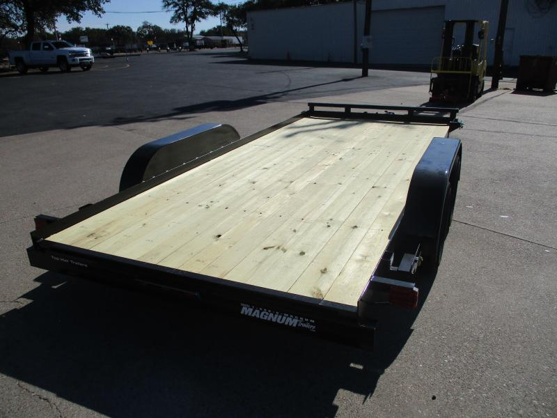 Top Hat Trailers 16CH Car / Racing Trailer
