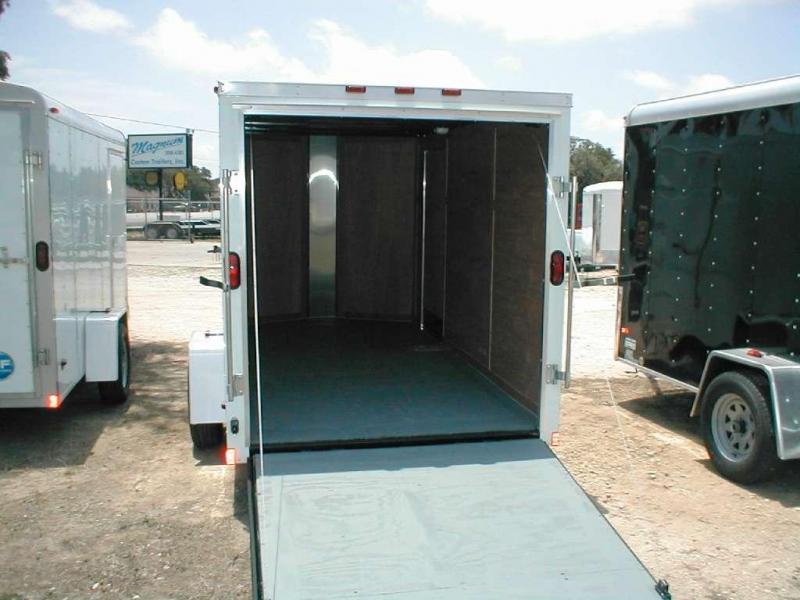 Wells Cargo FT612S2-R Enclosed Trailer