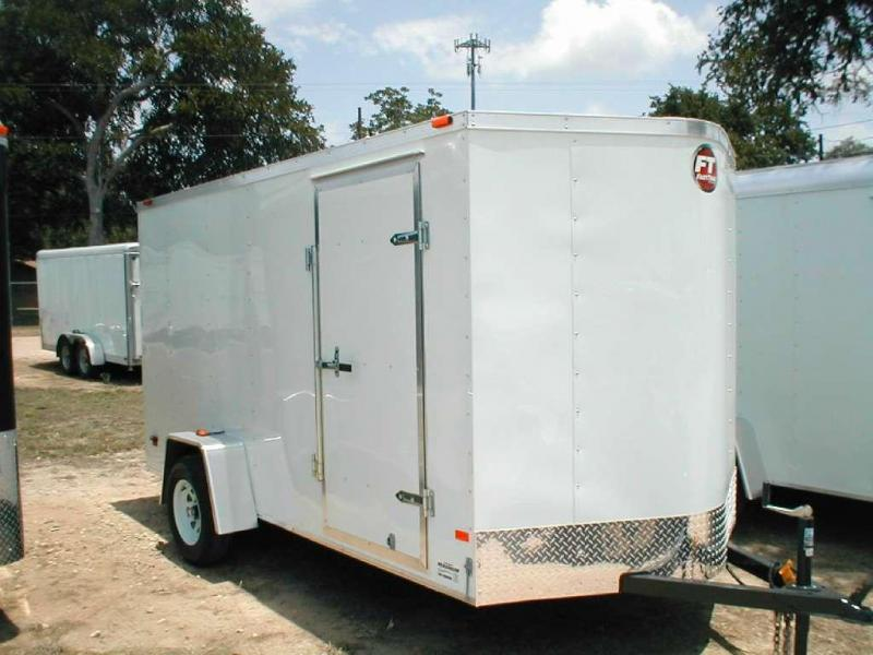 Wells Cargo FT612S2-R Enclosed Trailer