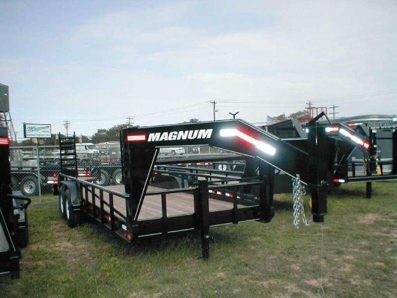 Magnum 20X83.5HDLBGN Equipment Trailers
