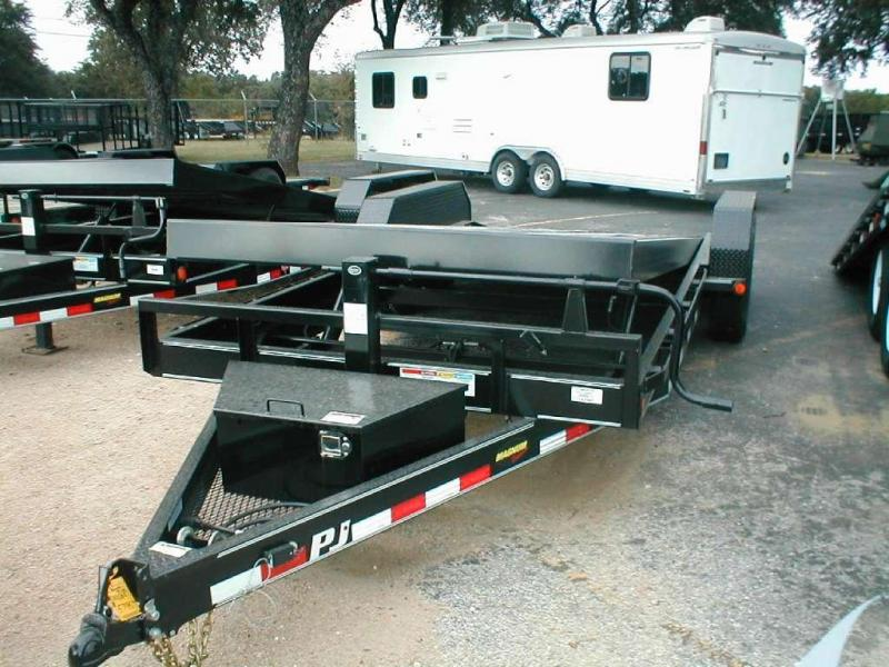 PJ Trailers TF202 Equipment Trailers