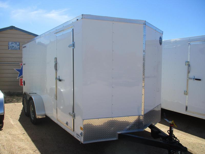 2021 Wells Cargo FT716T2 - D Enclosed Cargo Trailer