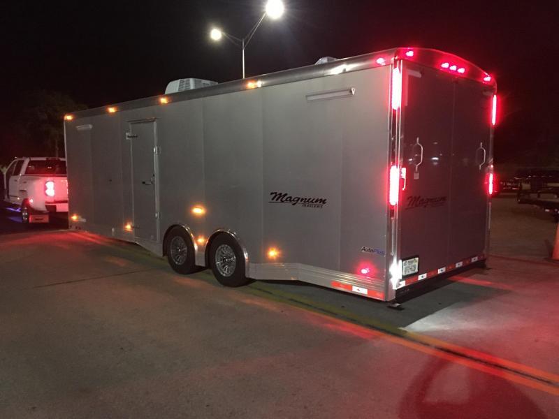 2020 Continental Trailers AP8526TA4 Car / Racing Trailer