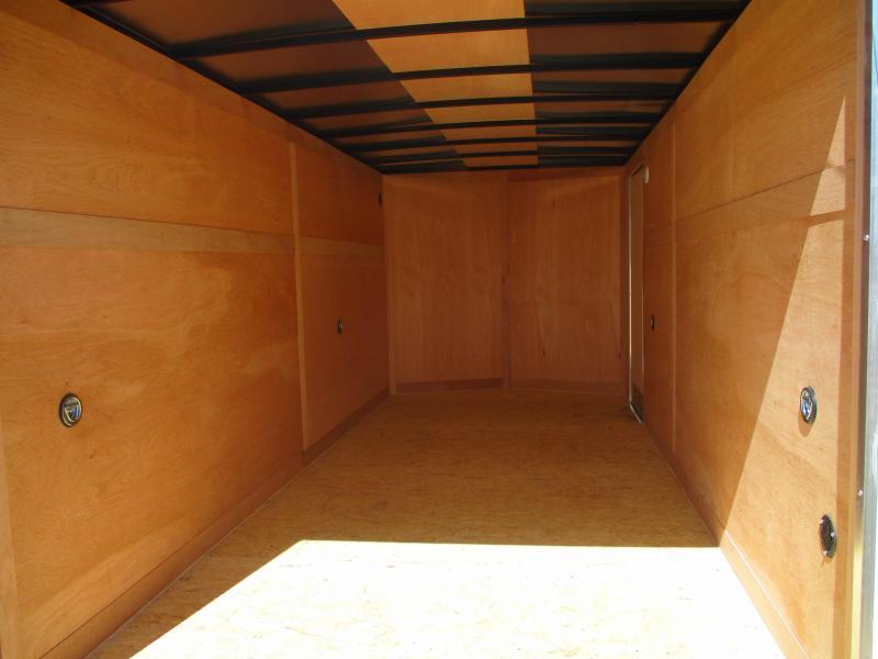 2021 Wells Cargo FT716T2 Enclosed Cargo Trailer