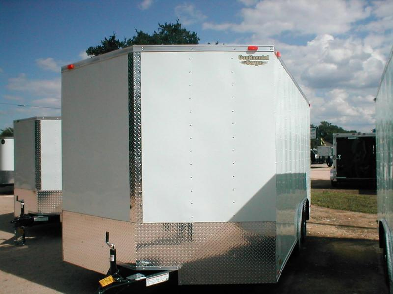 Continental Cargo VHW8520TA2-R Enclosed Trailer