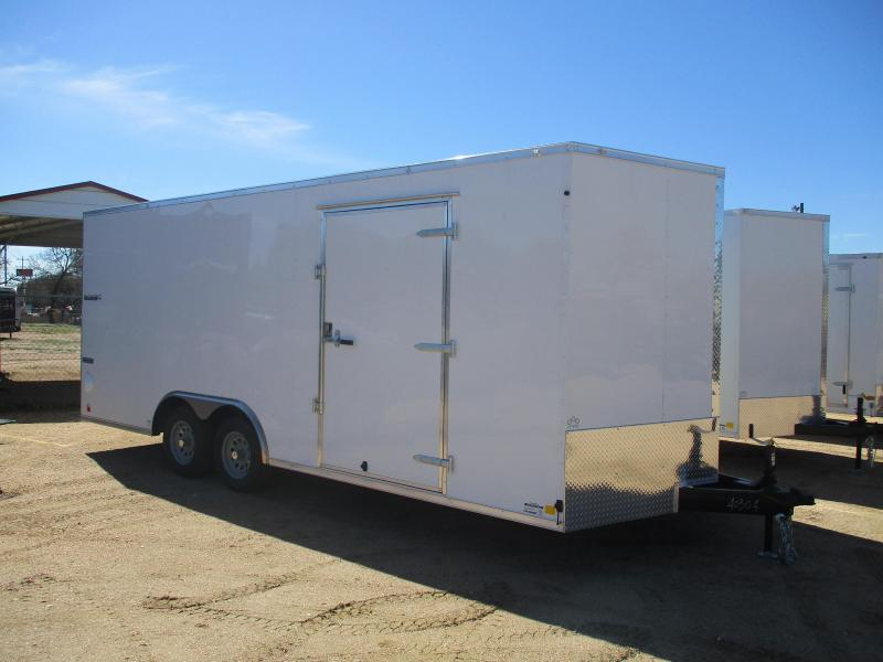 2021 Continental Trailers VHW8520TA2 Enclosed Cargo Trailer