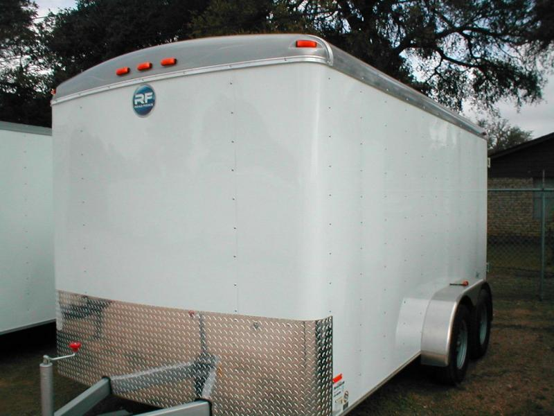 Wells Cargo RF7X142 Enclosed Trailer