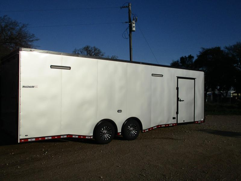 2021 Continental Cargo NS8528TA4 Car / Racing Trailer