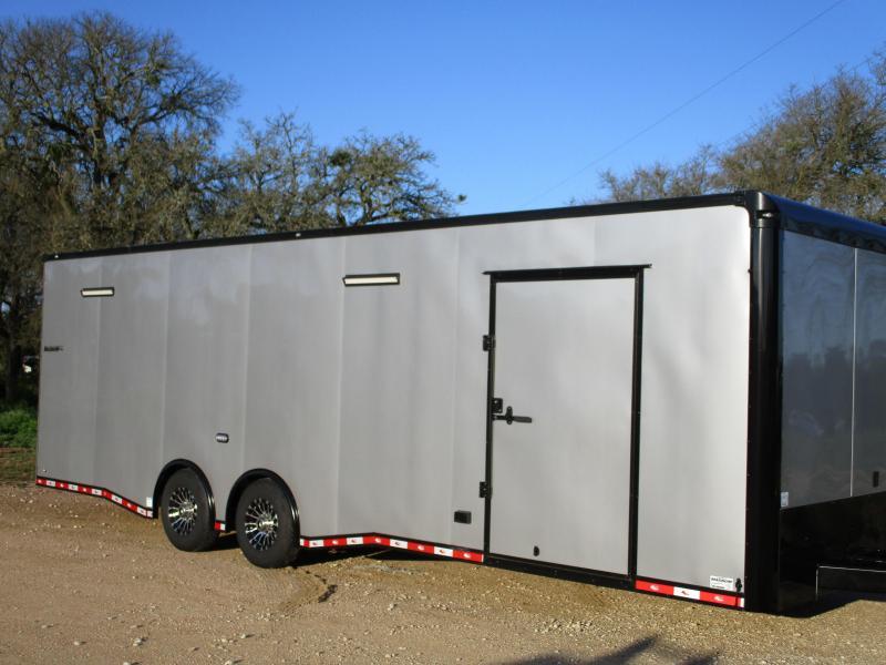 2021 Continental Cargo NS8528TA4 Car / Racing Trailer