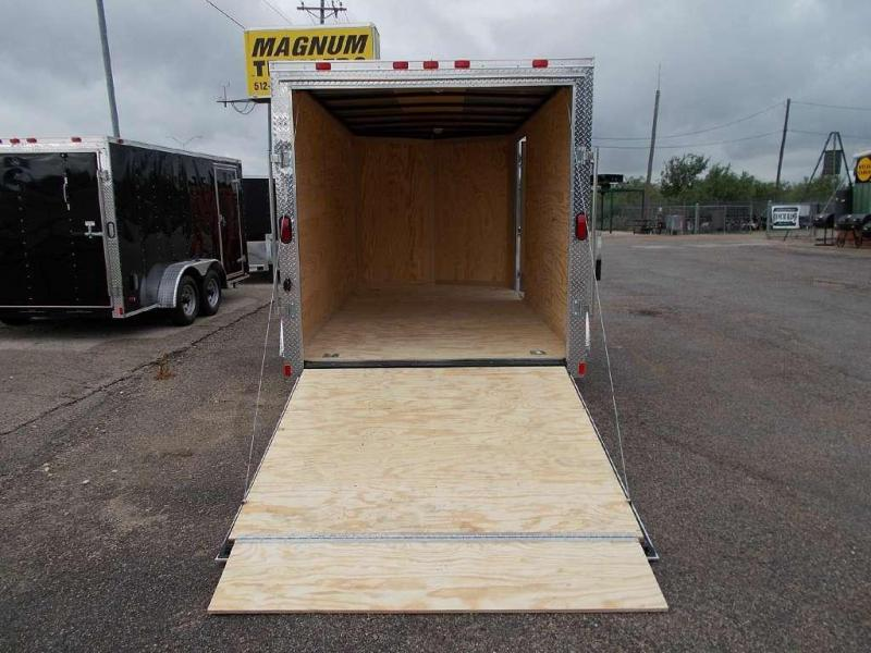 Continental Cargo VHW714TA2-R Enclosed Trailer