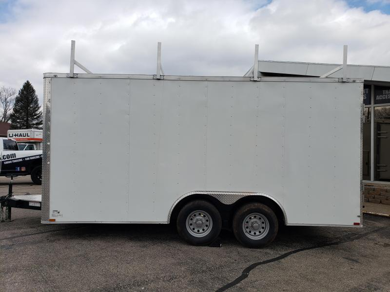 2020 Quality Cargo 8.5x16 TA3 contractor series Other Trailer