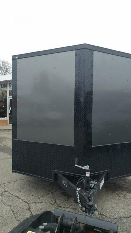 2020 Quality Cargo 8.5x26 TA Enclosed Cargo Trailer