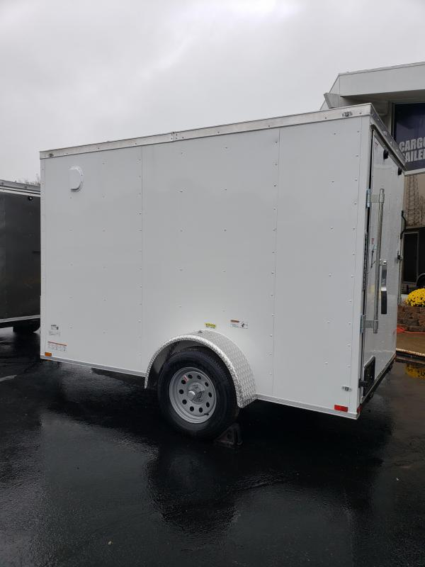 2020 Quality Cargo SA Enclosed Cargo Trailer