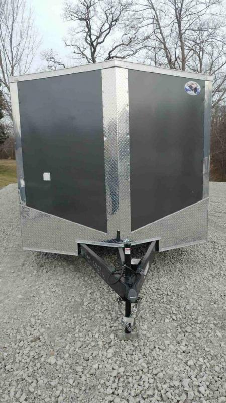 2020 Quality Cargo 8.5x28 TA3 Enclosed Cargo Trailer