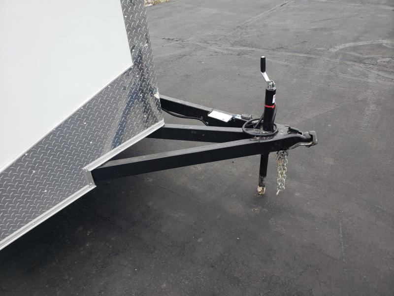 2021 Quality Trailers 7x14 TA Enclosed Cargo Trailer