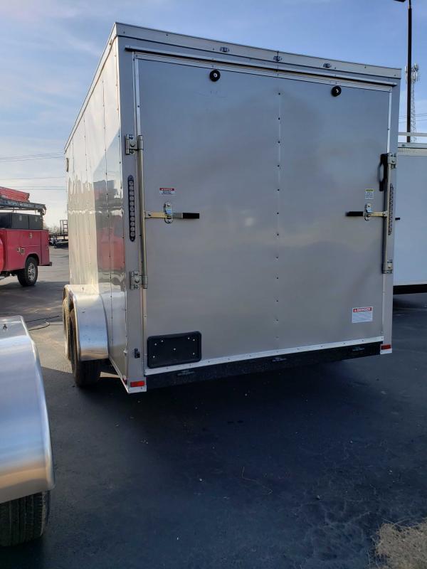 2020 Quality Cargo 7X16 ENCLOSED Enclosed Cargo Trailer