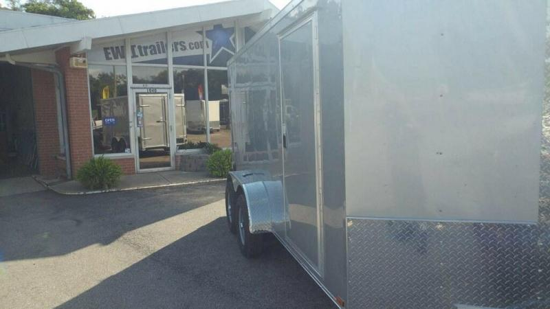 2020 Quality Cargo 6x14TA Enclosed Cargo Trailer