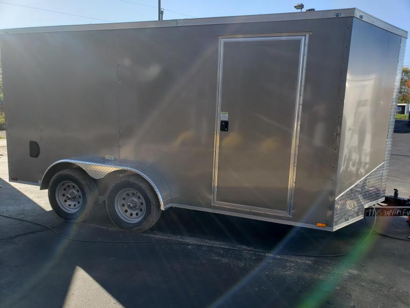 2020 Quality Cargo 7X14 SA Enclosed Cargo Trailer