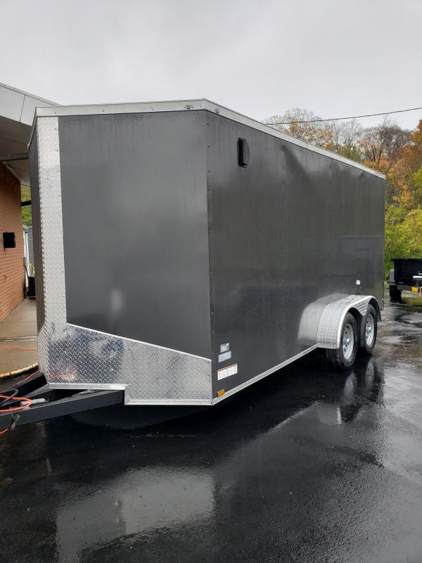 2020 Quality Cargo 7x16TA Enclosed Cargo Trailer