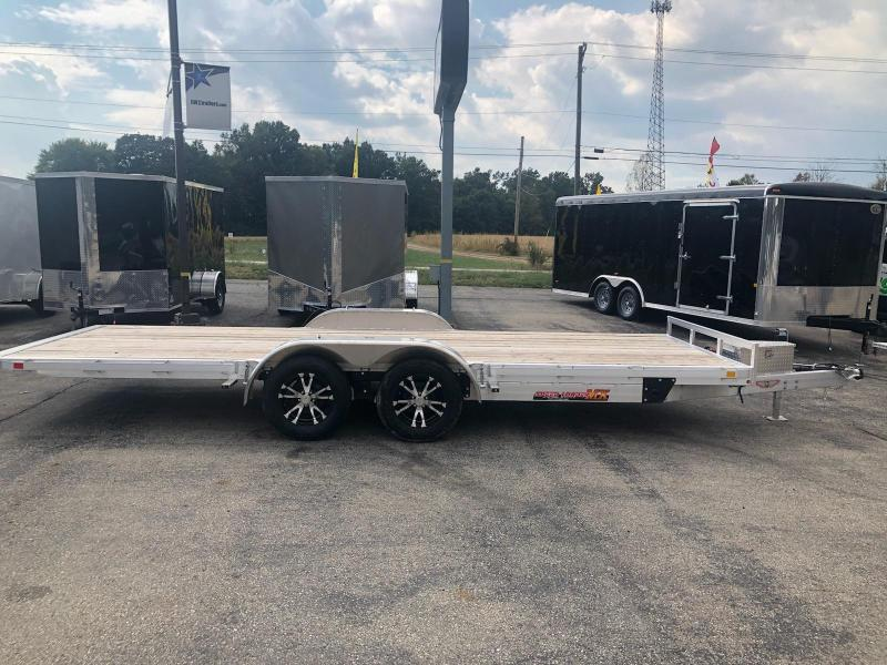 *STOLEN!!! CASH REWARD for :2019 H and H Trailer 82x20 speed loader MX Car / Racing Trailer