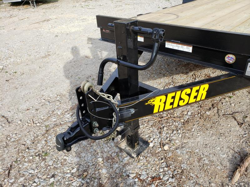2019 Reiser Trailers ET18 Equipment Trailer