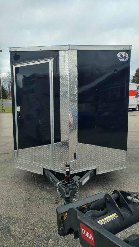 2020 Quality Cargo 7X14 TA Enclosed Cargo Trailer